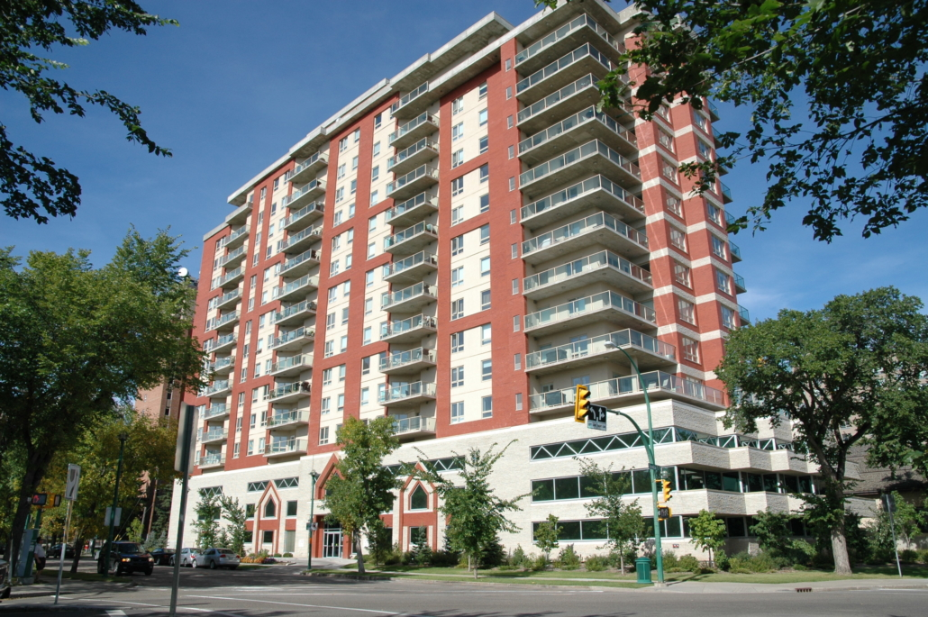 2 Beds & 2 Baths Modern Style Condo In Downtown Area